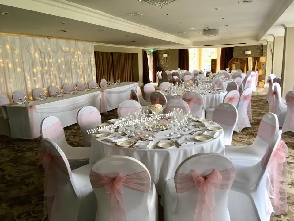 Venue Dressing Packages